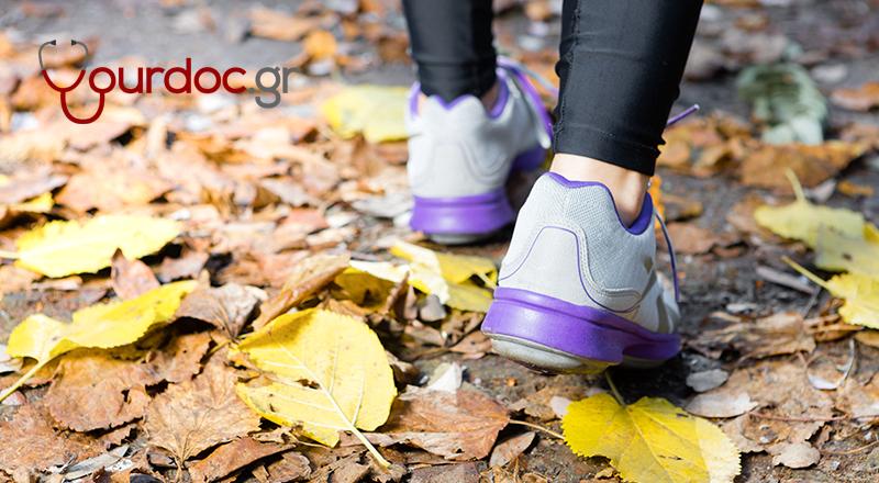 Μισή ώρα βόλτα στη φύση μειώνει την κατάθλιψη και την υπέρταση