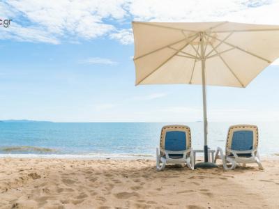 Έρευνα: Η ομπρέλα ΔΕΝ προστατεύει από τον ήλιο